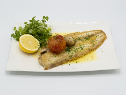 FRIED DOVER SOLE